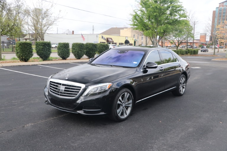 Used 2016 Mercedes-Benz S550 PREMIUM RWD W/NAV for sale Sold at Auto Collection in Murfreesboro TN 37130 2