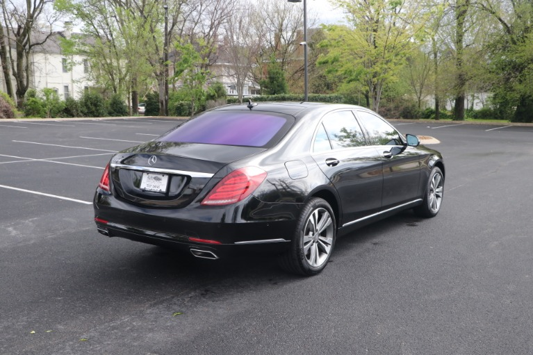 Used 2016 Mercedes-Benz S550 PREMIUM RWD W/NAV for sale Sold at Auto Collection in Murfreesboro TN 37130 3