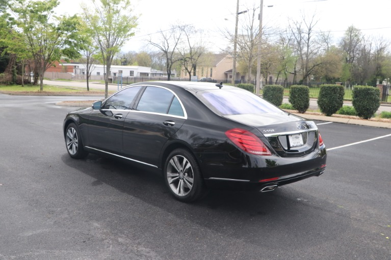 Used 2016 Mercedes-Benz S550 PREMIUM RWD W/NAV for sale Sold at Auto Collection in Murfreesboro TN 37130 4