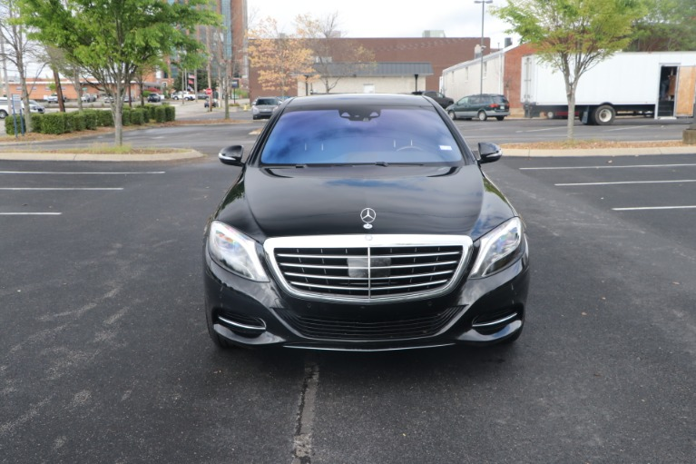 Used 2016 Mercedes-Benz S550 PREMIUM RWD W/NAV for sale Sold at Auto Collection in Murfreesboro TN 37130 5