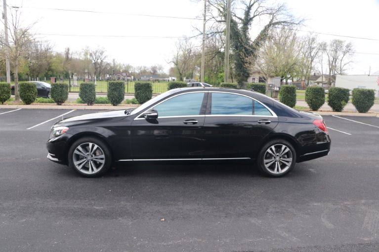 Used 2016 Mercedes-Benz S550 PREMIUM RWD W/NAV for sale Sold at Auto Collection in Murfreesboro TN 37130 7