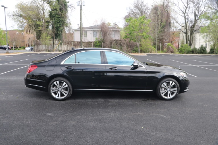 Used 2016 Mercedes-Benz S550 PREMIUM RWD W/NAV for sale Sold at Auto Collection in Murfreesboro TN 37130 8