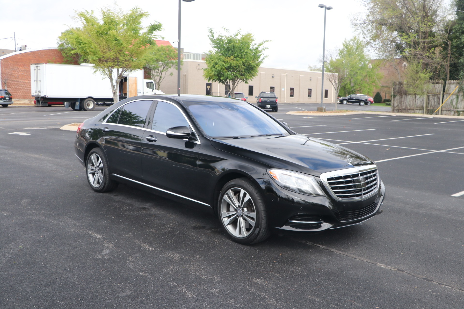 Used 2016 Mercedes-Benz S550 PREMIUM RWD W/NAV for sale Sold at Auto Collection in Murfreesboro TN 37130 1