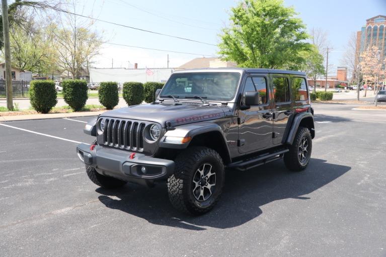 Used 2019 Jeep Wrangler UNLIMTED RUBICON W/NAV for sale Sold at Auto Collection in Murfreesboro TN 37130 2