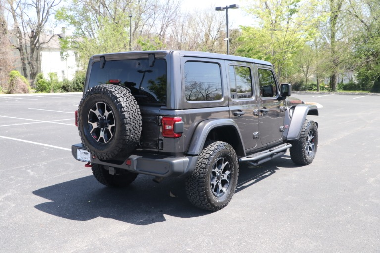 Used 2019 Jeep Wrangler UNLIMTED RUBICON W/NAV for sale Sold at Auto Collection in Murfreesboro TN 37130 3