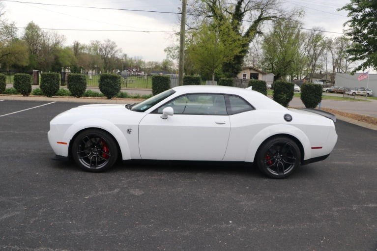 Used 2019 Dodge Challenger SRT HELLCAT REDEYE WIDEBODY W/NAV for sale $79,950 at Auto Collection in Murfreesboro TN 37130 7