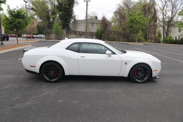 Used 2019 Dodge Challenger SRT HELLCAT REDEYE WIDEBODY W/NAV for sale $79,950 at Auto Collection in Murfreesboro TN 37130 8