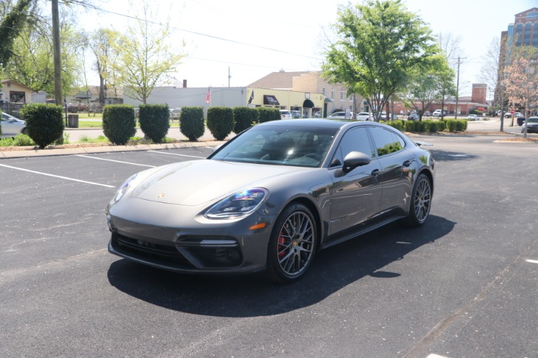 Used 2017 Porsche Panamera TURBO AWD W/NAV for sale Sold at Auto Collection in Murfreesboro TN 37130 2