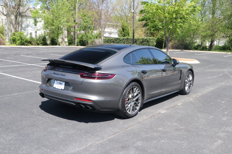 Used 2017 Porsche Panamera TURBO AWD W/NAV for sale Sold at Auto Collection in Murfreesboro TN 37130 3