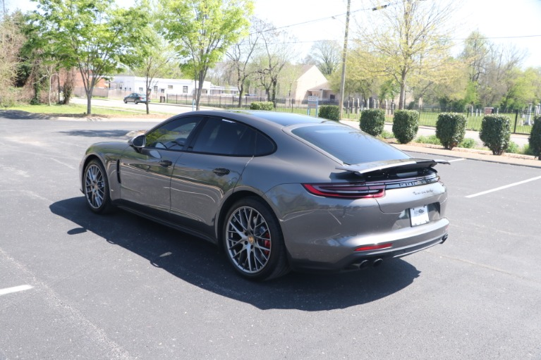 Used 2017 Porsche Panamera TURBO AWD W/NAV for sale Sold at Auto Collection in Murfreesboro TN 37130 4