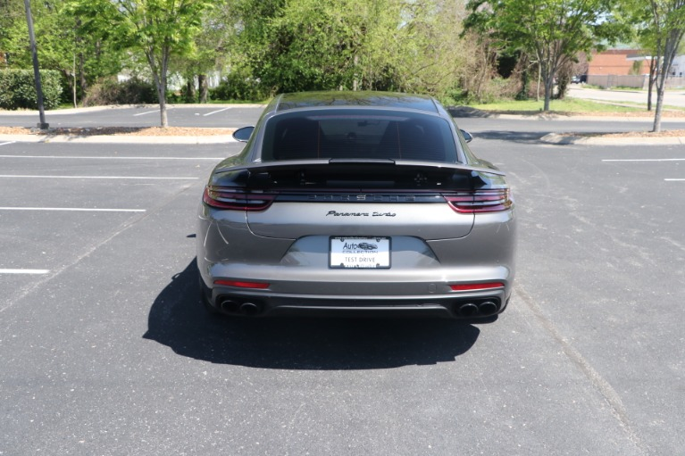 Used 2017 Porsche Panamera TURBO AWD W/NAV for sale Sold at Auto Collection in Murfreesboro TN 37130 6