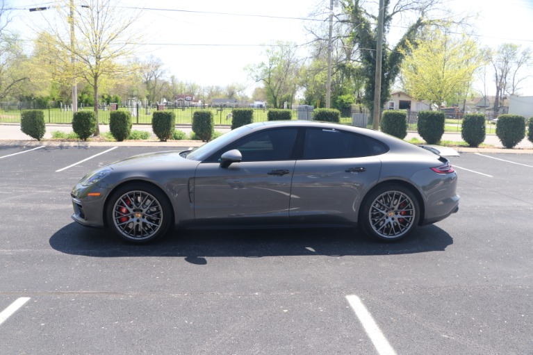 Used 2017 Porsche Panamera TURBO AWD W/NAV for sale Sold at Auto Collection in Murfreesboro TN 37130 7