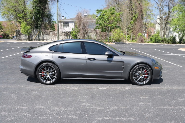 Used 2017 Porsche Panamera TURBO AWD W/NAV for sale Sold at Auto Collection in Murfreesboro TN 37130 8