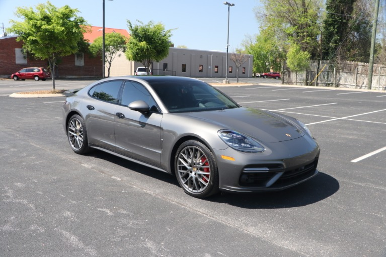 Used 2017 Porsche Panamera TURBO AWD W/NAV for sale Sold at Auto Collection in Murfreesboro TN 37130 1
