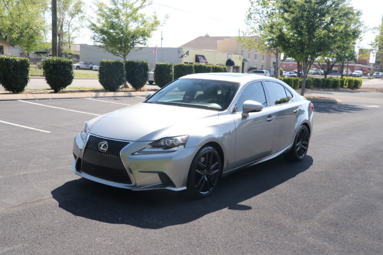 Used 2015 Lexus IS 350 F SPORT RWD W/NAV for sale Sold at Auto Collection in Murfreesboro TN 37130 2