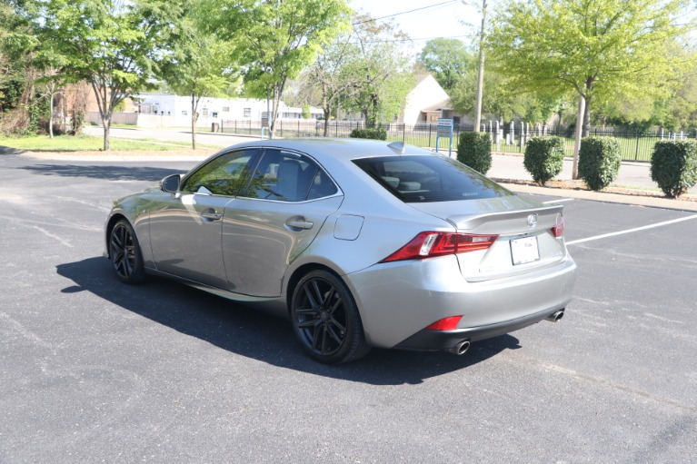 Used 2015 Lexus IS 350 F SPORT RWD W/NAV for sale Sold at Auto Collection in Murfreesboro TN 37130 4