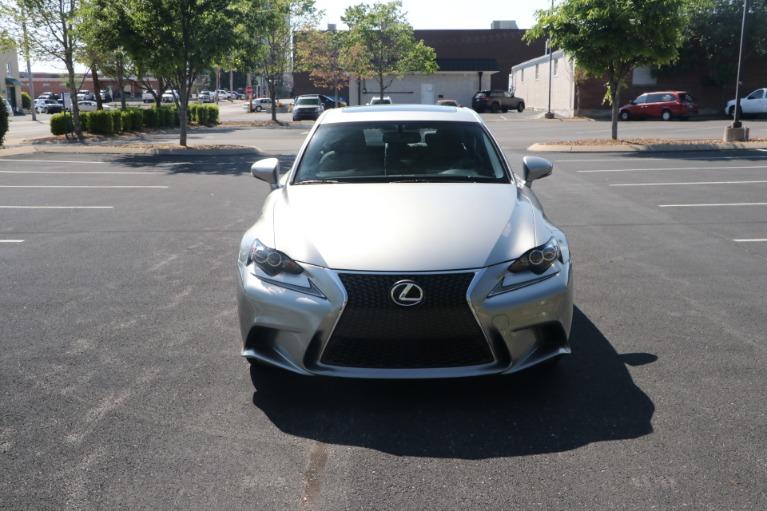 Used 2015 Lexus IS 350 F SPORT RWD W/NAV for sale Sold at Auto Collection in Murfreesboro TN 37130 5