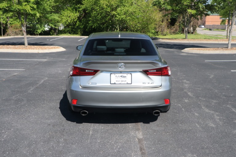 Used 2015 Lexus IS 350 F SPORT RWD W/NAV for sale Sold at Auto Collection in Murfreesboro TN 37130 6