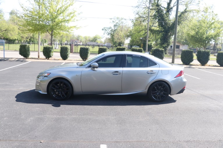 Used 2015 Lexus IS 350 F SPORT RWD W/NAV for sale Sold at Auto Collection in Murfreesboro TN 37130 7