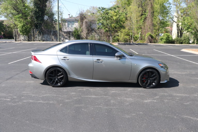 Used 2015 Lexus IS 350 F SPORT RWD W/NAV for sale Sold at Auto Collection in Murfreesboro TN 37130 8