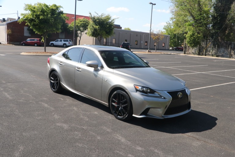 Used Used 2015 Lexus IS 350 F SPORT RWD W/NAV for sale $26,950 at Auto Collection in Murfreesboro TN