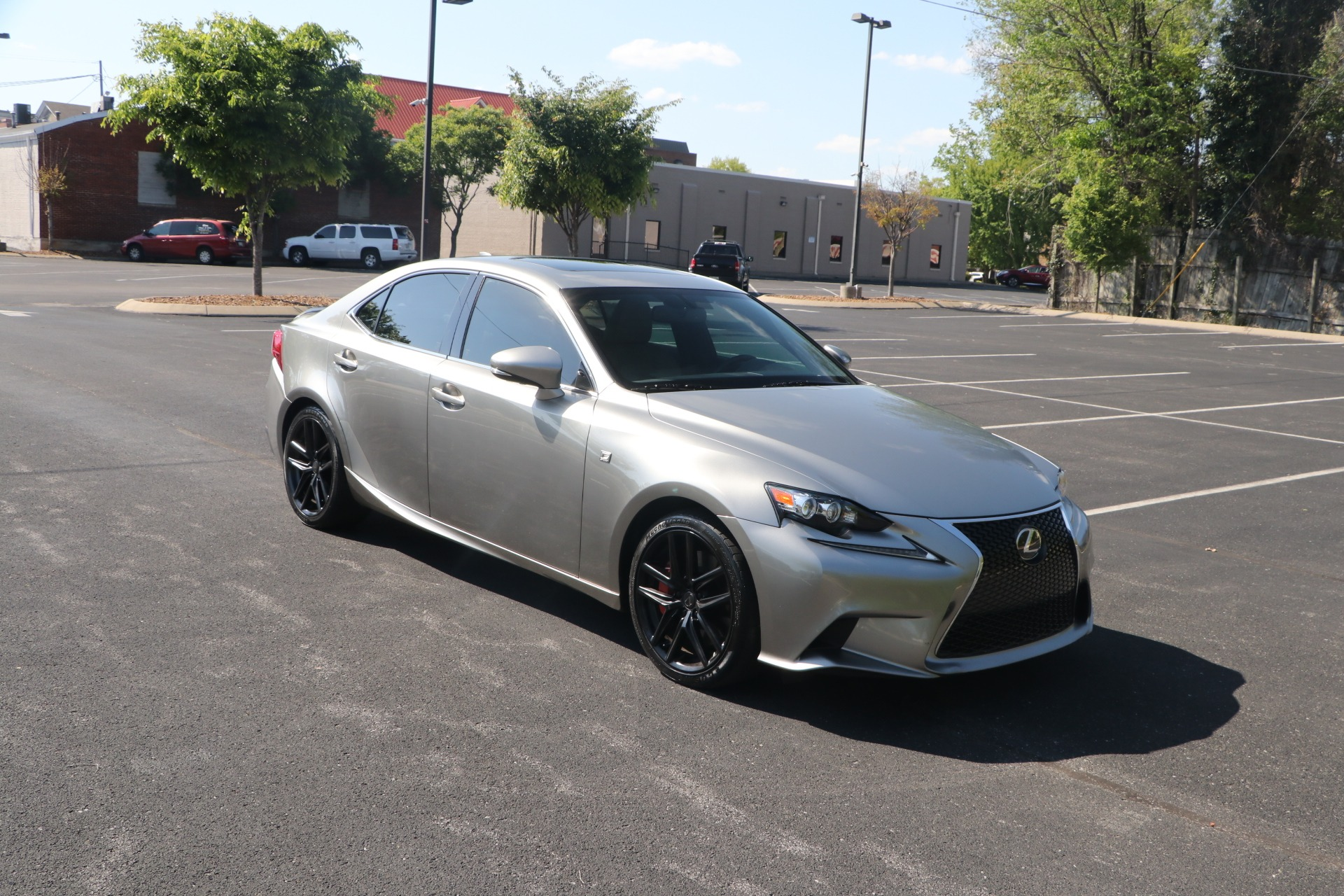 Used 2015 Lexus IS 350 F SPORT RWD W/NAV for sale Sold at Auto Collection in Murfreesboro TN 37130 1
