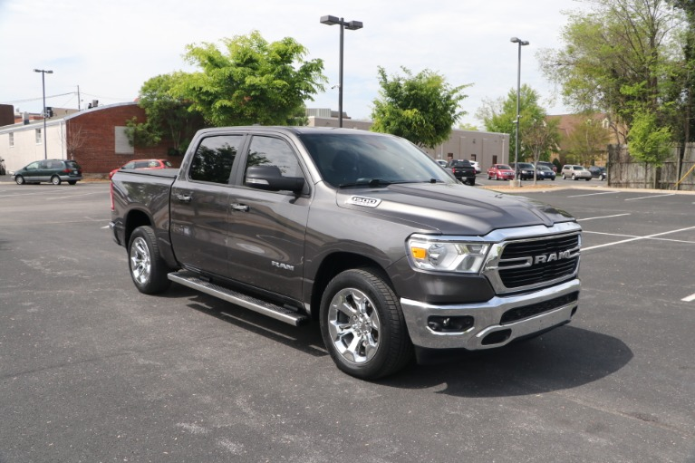 Used 2019 Ram 1500 HEMI BIG HORN CREW CAB W/APPLE CAR PLAY for sale Sold at Auto Collection in Murfreesboro TN 37130 1