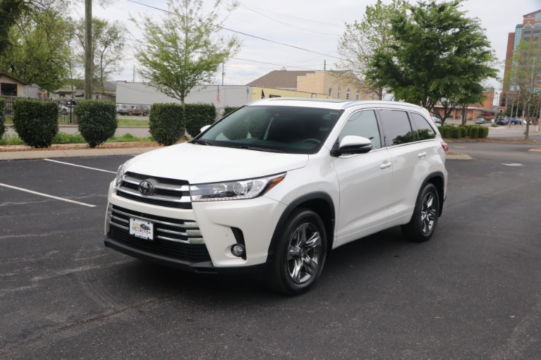Used 2018 Toyota Highlander LIMITED PLATINUM AWD W/NAV for sale Sold at Auto Collection in Murfreesboro TN 37130 2
