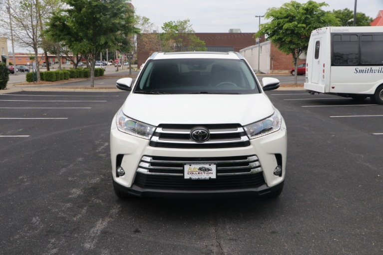 Used 2018 Toyota Highlander LIMITED PLATINUM AWD W/NAV for sale Sold at Auto Collection in Murfreesboro TN 37130 5