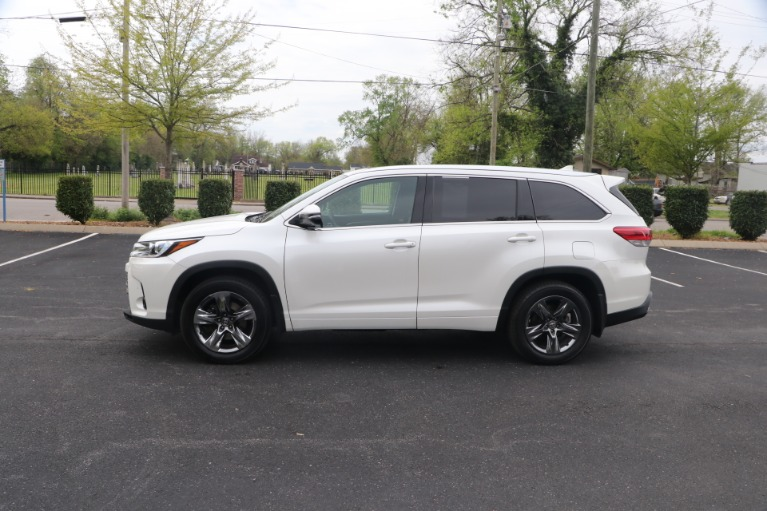 Used 2018 Toyota Highlander LIMITED PLATINUM AWD W/NAV for sale Sold at Auto Collection in Murfreesboro TN 37130 7
