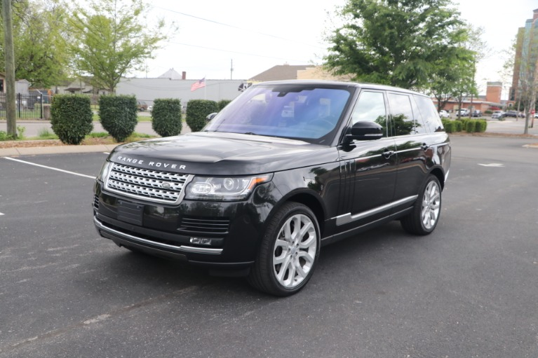 Used 2016 Land Rover Range Rover 5.0 SUPERCHARGED AWD W/NAV for sale $54,950 at Auto Collection in Murfreesboro TN 37130 2