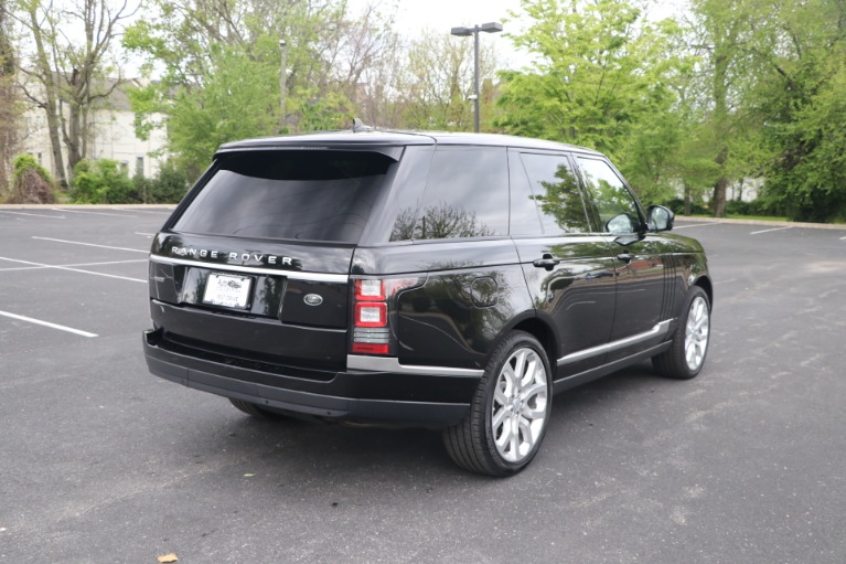 Used 2016 Land Rover Range Rover 5.0 SUPERCHARGED AWD W/NAV for sale $54,950 at Auto Collection in Murfreesboro TN 37130 3