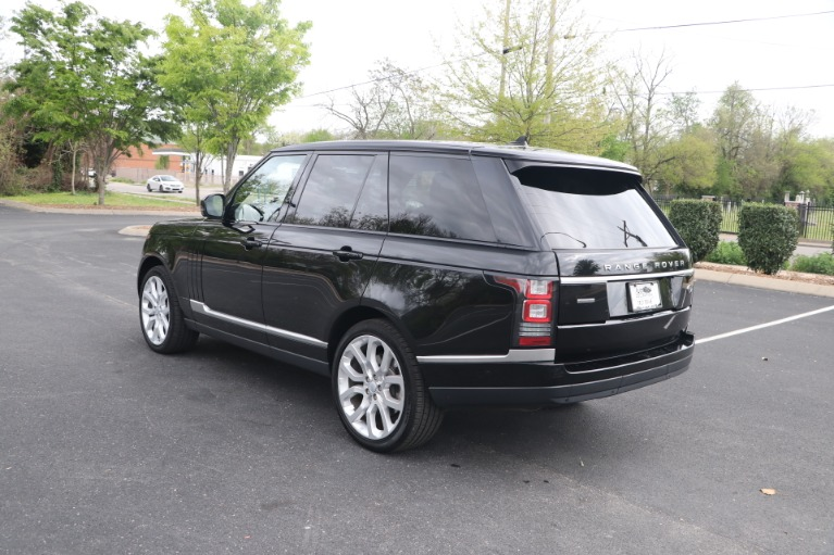 Used 2016 Land Rover Range Rover 5.0 SUPERCHARGED AWD W/NAV for sale $54,950 at Auto Collection in Murfreesboro TN 37130 4