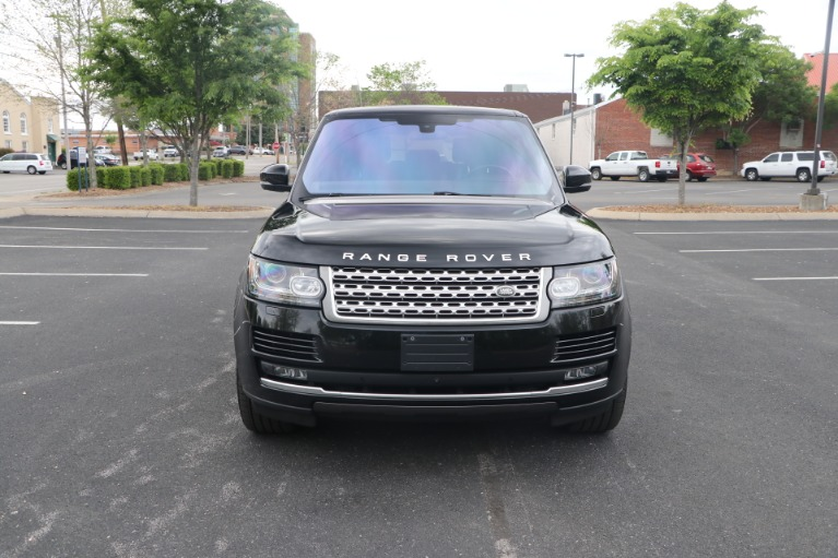 Used 2016 Land Rover Range Rover 5.0 SUPERCHARGED AWD W/NAV for sale $54,950 at Auto Collection in Murfreesboro TN 37130 5