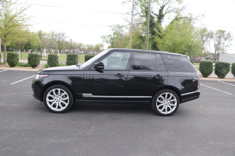 Used 2016 Land Rover Range Rover 5.0 SUPERCHARGED AWD W/NAV for sale $54,950 at Auto Collection in Murfreesboro TN 37130 7