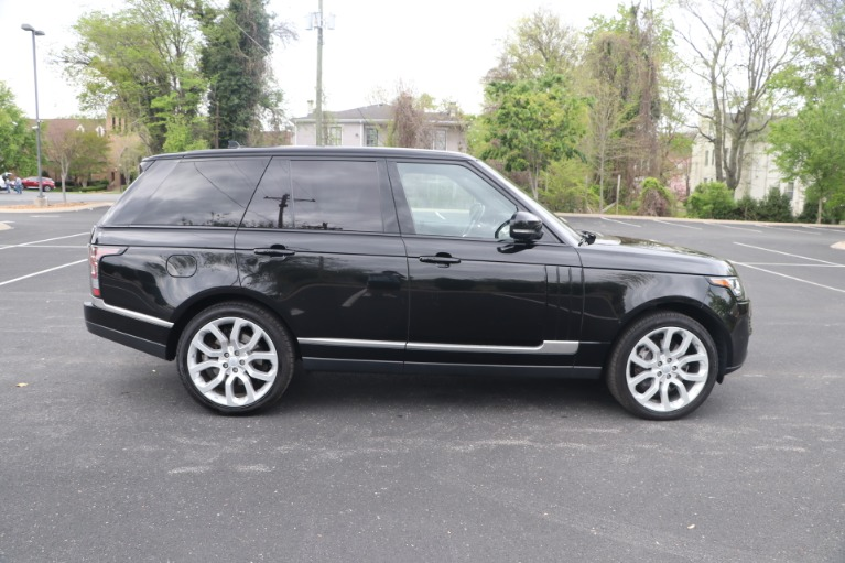 Used 2016 Land Rover Range Rover 5.0 SUPERCHARGED AWD W/NAV for sale $54,950 at Auto Collection in Murfreesboro TN 37130 8