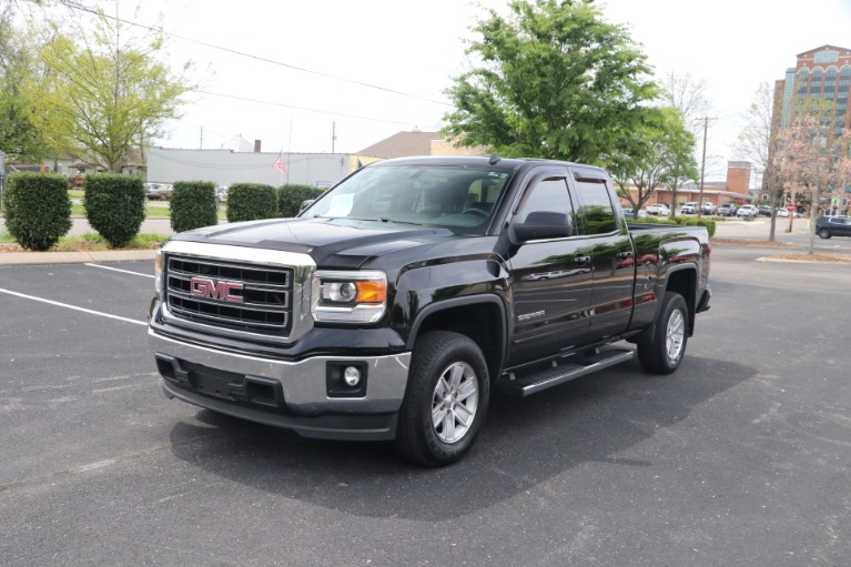 Used 2014 GMC Sierra 1500 SLE DOUBLE CAB 2WD for sale Sold at Auto Collection in Murfreesboro TN 37130 2