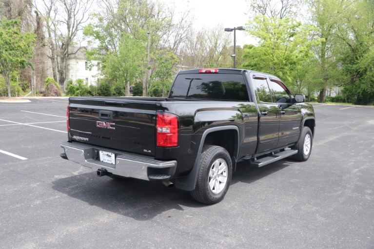 Used 2014 GMC Sierra 1500 SLE DOUBLE CAB 2WD for sale Sold at Auto Collection in Murfreesboro TN 37130 3