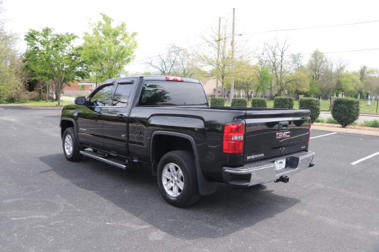 Used 2014 GMC Sierra 1500 SLE DOUBLE CAB 2WD for sale Sold at Auto Collection in Murfreesboro TN 37130 4