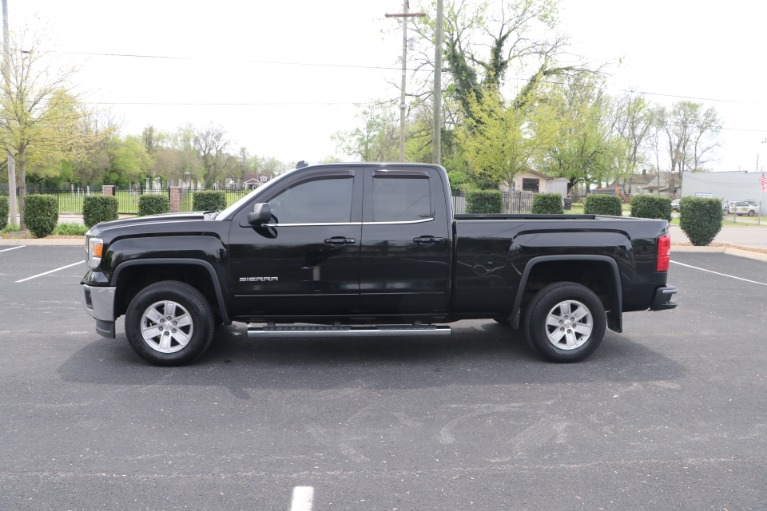Used 2014 GMC Sierra 1500 SLE DOUBLE CAB 2WD for sale Sold at Auto Collection in Murfreesboro TN 37130 7