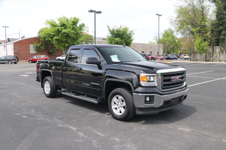 Used 2014 GMC Sierra 1500 SLE DOUBLE CAB 2WD for sale Sold at Auto Collection in Murfreesboro TN 37130 1