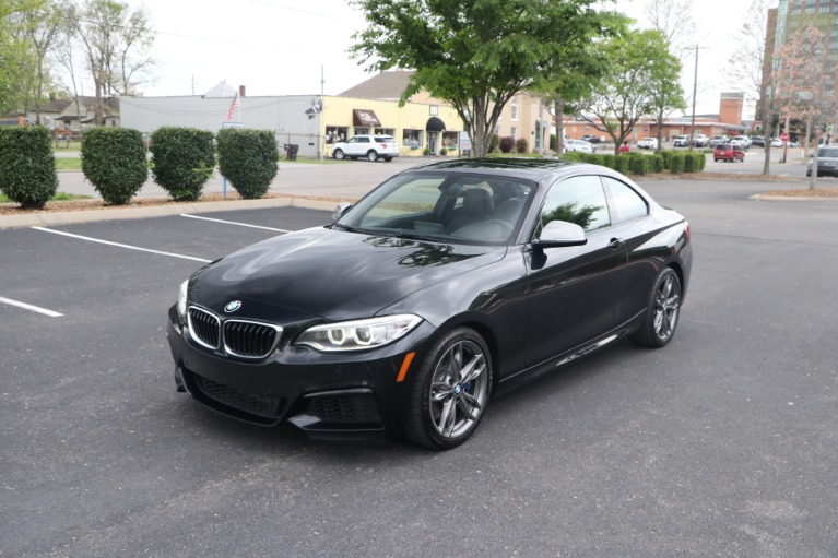 Used 2016 BMW M235I COUPE RWD W/NAV for sale $23,950 at Auto Collection in Murfreesboro TN 37130 2