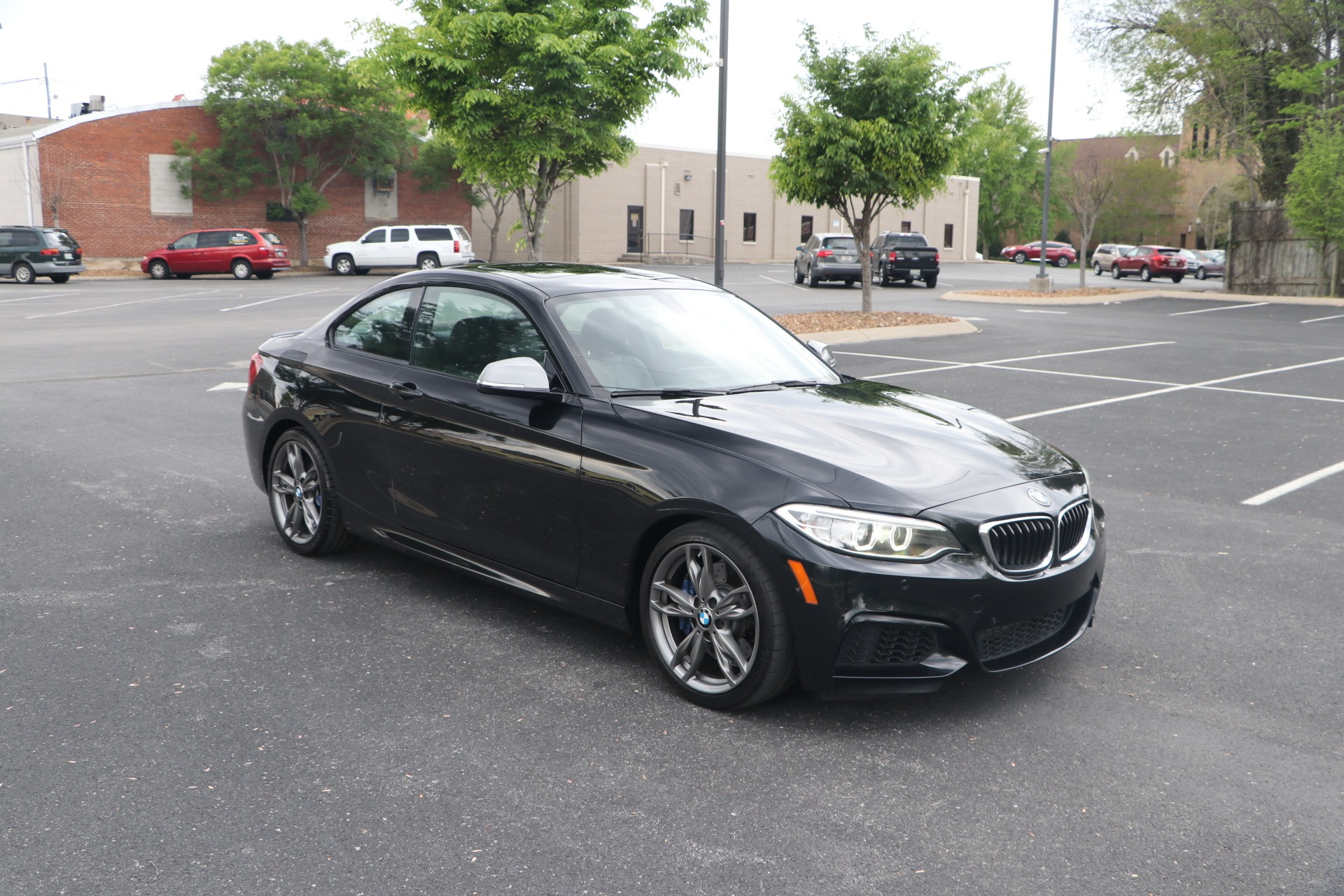 Used 2016 BMW M235I COUPE RWD W/NAV for sale $23,950 at Auto Collection in Murfreesboro TN 37130 1