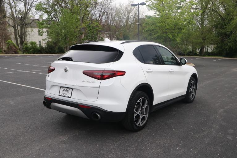 Used 2018 Alfa Romeo Stelvio SPORT AWD W/NAV for sale Sold at Auto Collection in Murfreesboro TN 37130 3