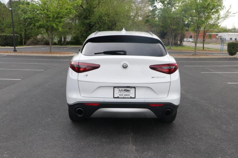 Used 2018 Alfa Romeo Stelvio SPORT AWD W/NAV for sale Sold at Auto Collection in Murfreesboro TN 37130 6