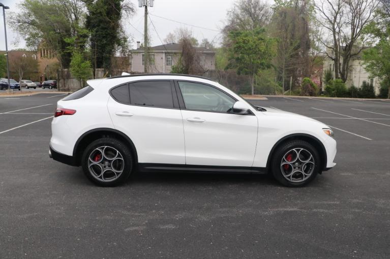 Used 2018 Alfa Romeo Stelvio SPORT AWD W/NAV for sale Sold at Auto Collection in Murfreesboro TN 37130 8