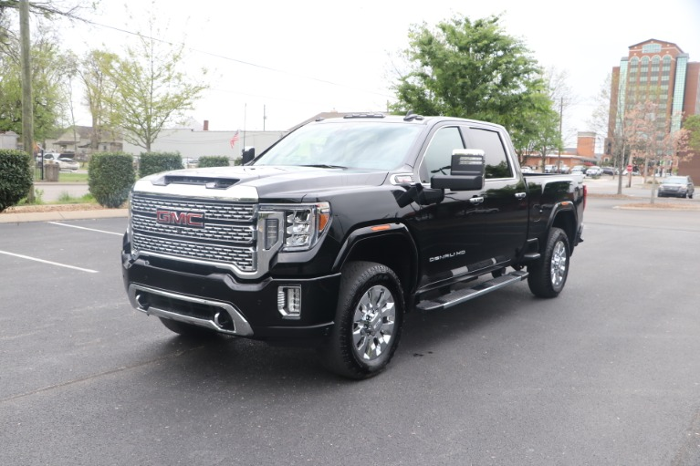 Used 2020 GMC Sierra 2500HD DENALI CREW CAB 4WD W/NAV for sale Sold at Auto Collection in Murfreesboro TN 37130 2