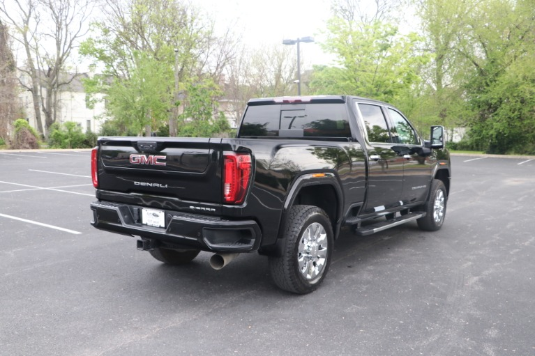 Used 2020 GMC Sierra 2500HD DENALI CREW CAB 4WD W/NAV for sale Sold at Auto Collection in Murfreesboro TN 37130 3