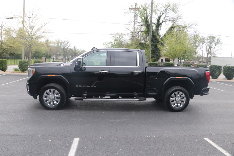 Used 2020 GMC Sierra 2500HD DENALI CREW CAB 4WD W/NAV for sale Sold at Auto Collection in Murfreesboro TN 37130 7
