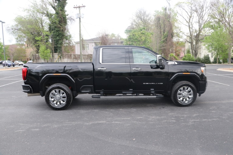 Used 2020 GMC Sierra 2500HD DENALI CREW CAB 4WD W/NAV for sale Sold at Auto Collection in Murfreesboro TN 37130 8